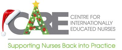 CARE Centre Holiday Logo