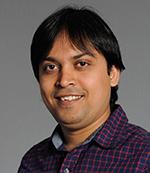 Viral Pandya, RPN, winner of the 2016 RPN IEN of the Year Award