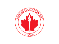 Nurses Education Inc. Logo